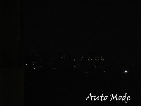 Auto Mode Shot Pic